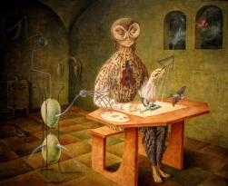Remedios Varo, Creation of the Birds, 1957