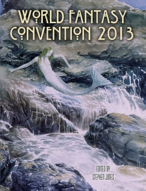 World Fantasy Convention, Weird Fiction, andVikings!