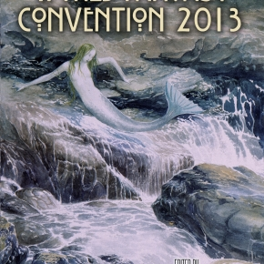 World Fantasy Convention, Weird Fiction, and Vikings!