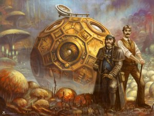 640x485_1846_CGHub_Storytellers_First_Men_in_the_Moon_2d_illustration_steampunk_fantasy_picture_image_digital_art