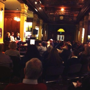 Tangent; Or, How the Mortlock Wing at the State Library of SA stole theshow