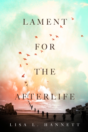 Lament for the Afterlife: Cover reveal!