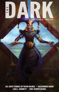 The Dark Issue 8