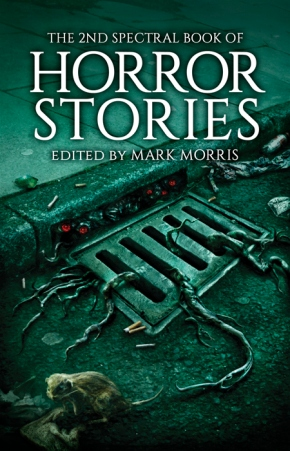 The 2nd Spectral Book of Horror Stories: Interview