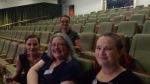 Me, Tansy, Jodi (back), Angela