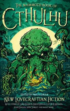 The Mammoth Book of Cthulhu!