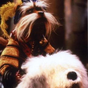 Channelling Sir Didymus: Or, how a Muppet can be any writer's spirit animal
