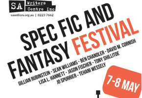 Speculative Fiction and Fantasy Festival, 7-8 May