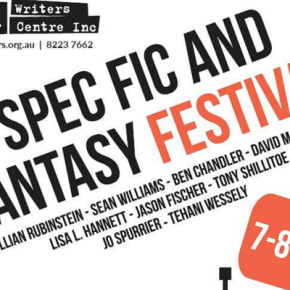 Speculative Fiction and Fantasy Festival, 7-8May