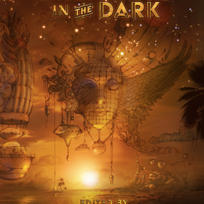 Dreaming in the Dark: Gorgeous cover, gorgeous review!