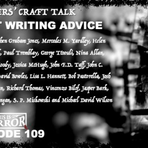 This is Horror: Best Writing Advice