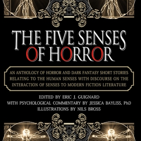 The Five Senses of Horror: Out today!